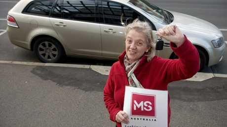 MS Queensland service coordinator Janice Wheeler.