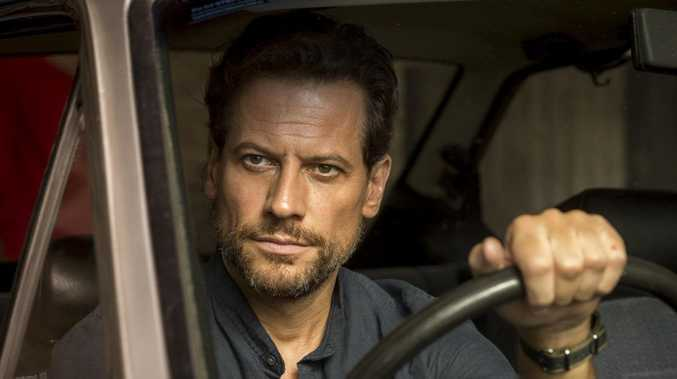 Ioan Gruffudd stars as Dr Daniel Harrow in the TV series Harrow.