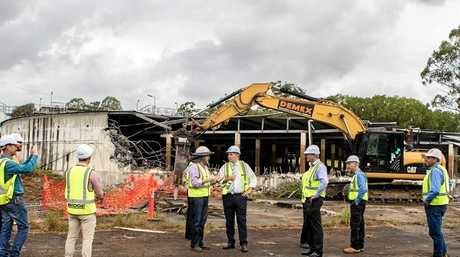 The $16.5million Caboolture Police Station and district headquarters will be built on a new site on King St.