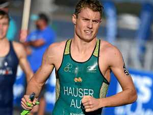 Hauser ready to test skills against world's best