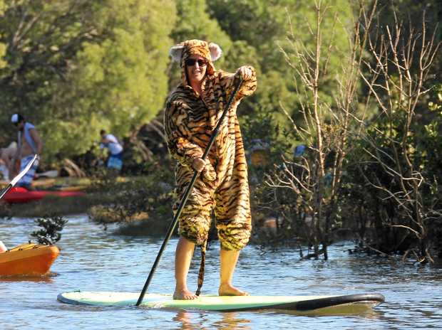 RACING STRIPES: Registration open for the the Mullum2Bruns Paddle.