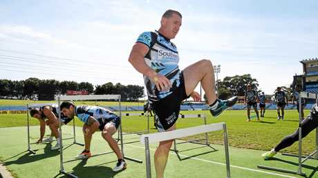 Paul Gallen could be playing his final season.