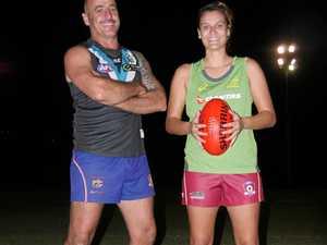 AFL'S Sea eagles name captains