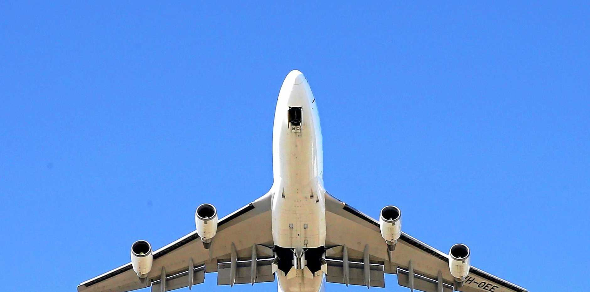 Passengers are fed up with high flight costs.