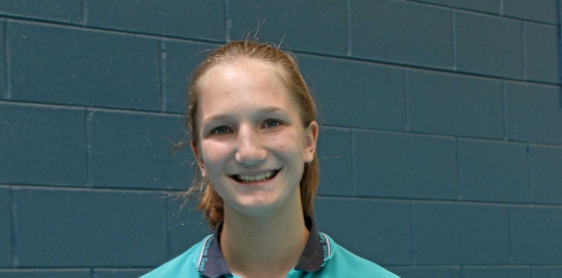 REACHING GREAT HEIGHTS: Scarlett Rudder
