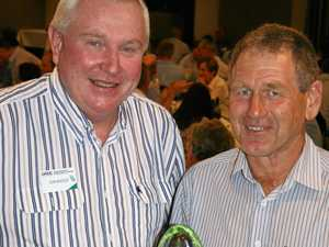 Highly respected agronomist given Seed of Light award