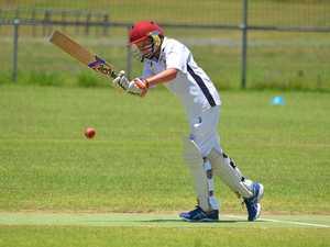 Warwick junior cricket finals at the weekend