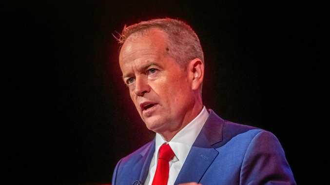 Federal Labor leader Bill Shorten. (AAP Image/Phillip Biggs)