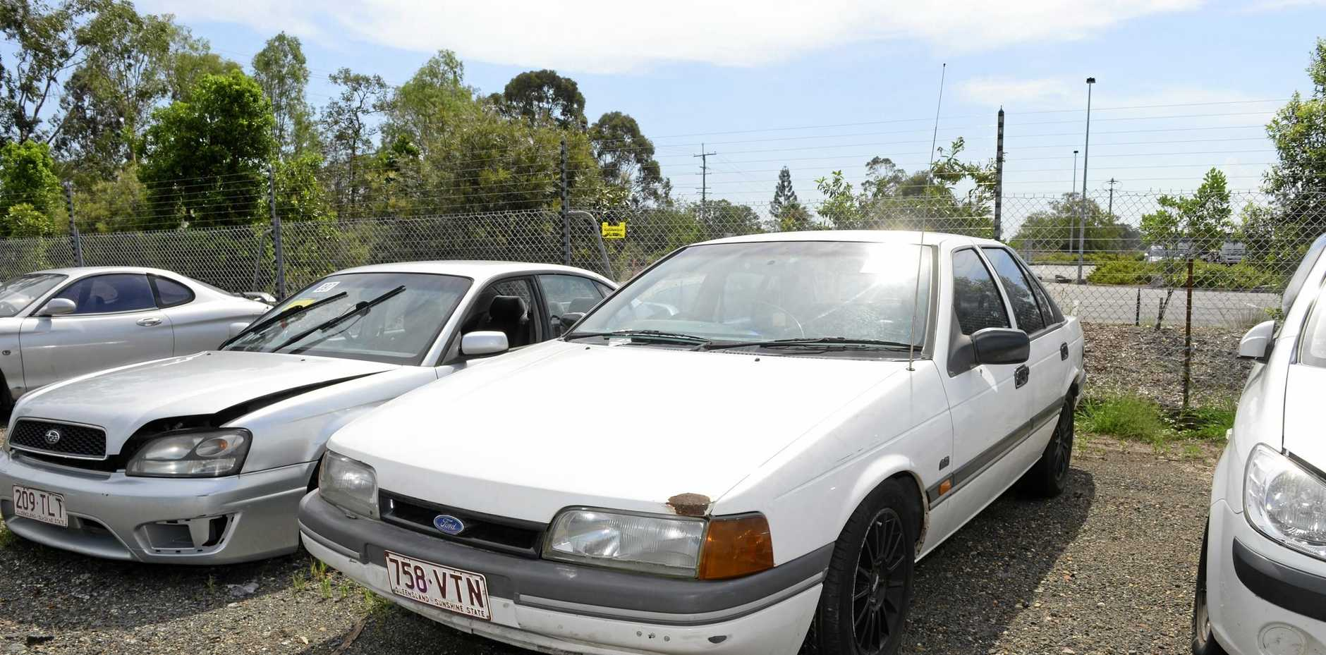 More than 50 cars have been impounded across the region.