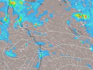Cyclone chance firms as bureau remains on watch