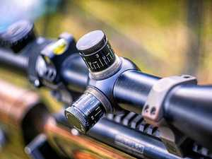 Forgetful farmer 'in a rush' leaves loaded rifle on bed