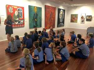Voting open for visitor's Archibald favourite
