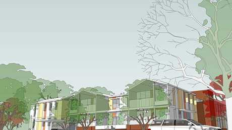 Artist image of MS Queensland Toowoomba Project Dignity 120 apartments