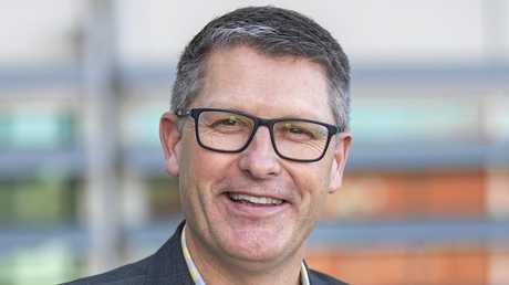 MS Queensland CEO Lincoln Hooper.