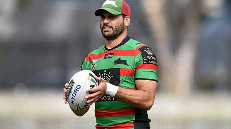 Greg Inglis makes his long-awaited return for the Bunnies.