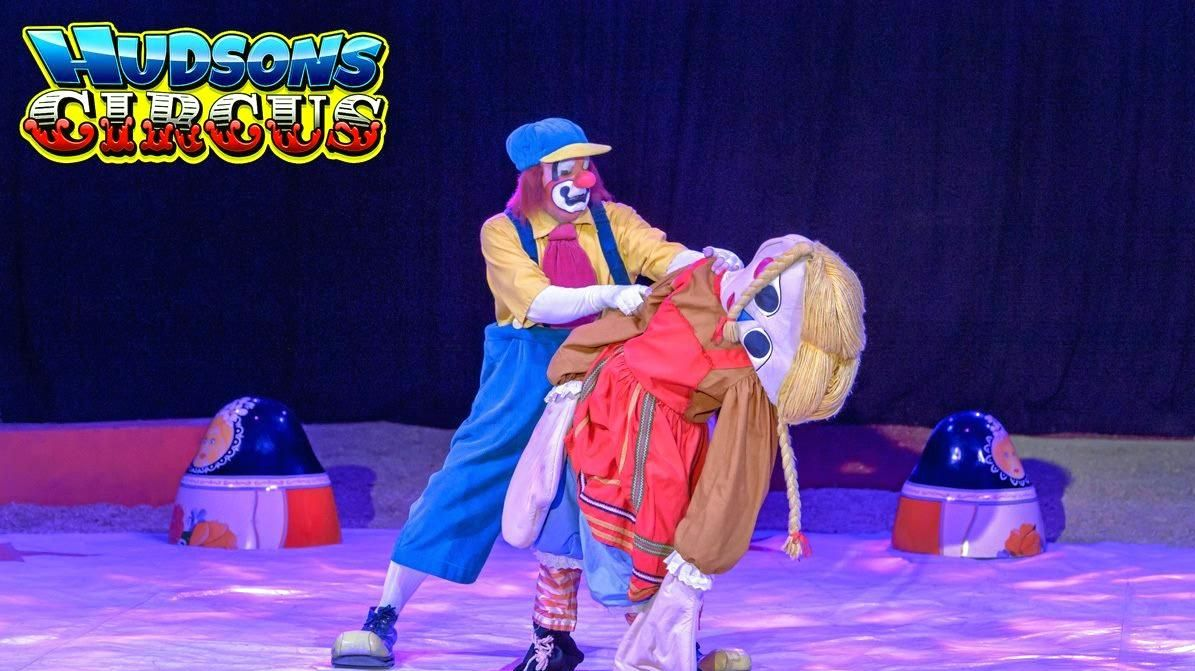 THEFT: Goldy the Clown with the rag doll costume, stolen on Saturday night.