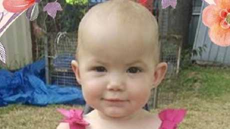 Kamillah Jones was killed by a rottweiler at Inverell on Saturday afternoon. Picture: GoFundMe