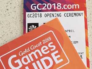 Games tickets sent on 2000km round trip