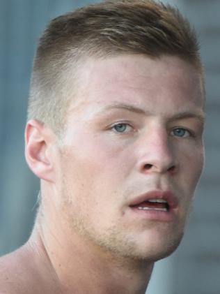 Jordan De Goey must win back respect at the Pies. Picture: Tony Gough