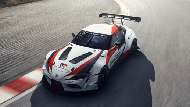 Toyota is stepping up its involvement in motorsport. Pic: Supplied.