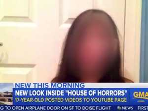 'House of Horror' teen's secret YouTube videos