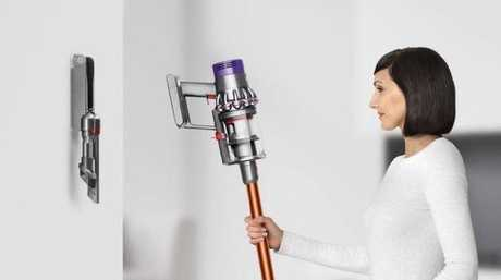 Goodbye to vacuum cords forever. Picture: Dyson