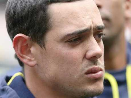 Quinton de Kock will contest his contrary conduct charge. Picture: Wayne Ludbey