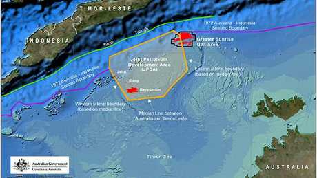 Australia, East Timor sign landmark maritime boundary treaty