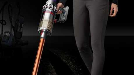 Look mum, no cords. Picture: Dyson