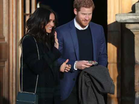 Meghan Markle to be baptised in Kensington Palace by Archbishop Justin Welby