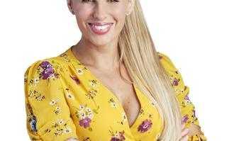 WHIMN Mentoring Program fitness guru, Tiffany Hall.