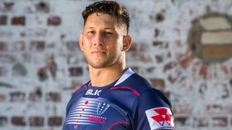 Rebels captain Adam Coleman will miss the match against the Brumbies.