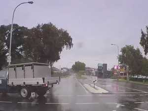 Council worker caught pulling illegal stunt