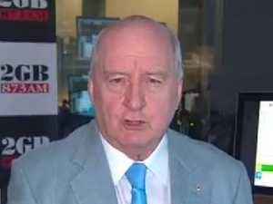 Alan Jones in court over defamation claims