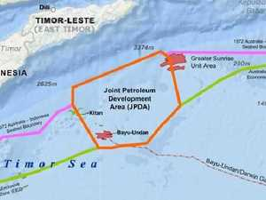 Australia and East Timor sign border treaty