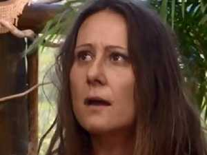 Jackie breaks down over I'm A Celeb treatment