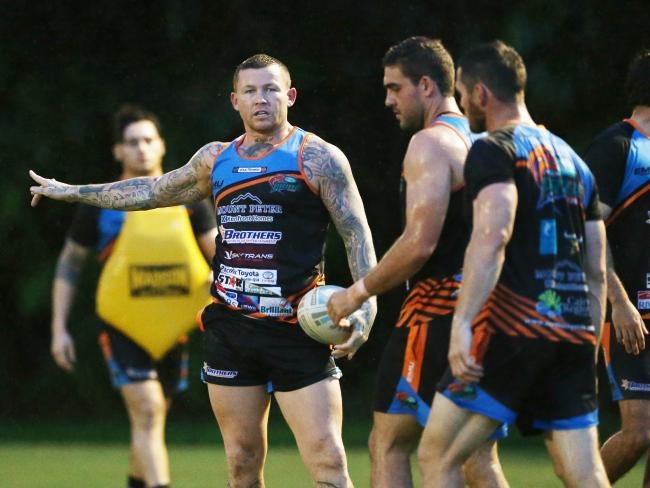 Todd Carney wants back in the NRL.