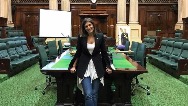 Miranda MP Eleni Petinos Picture Facebook