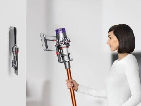Dyson to stop making wired vacuum cleaners after cordless Cyclone V10 launch
