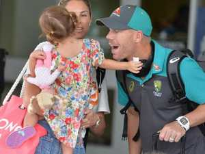 Warner hit with charge over Durban fracas