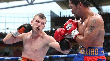 Jeff Horn v Manny Pacquiao II likely isn't going to happen.