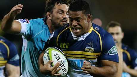 Scott Sio is back for the Brumbies.