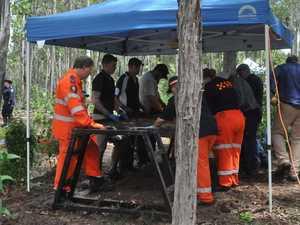 Three people of interest in woodchipper murder investigation