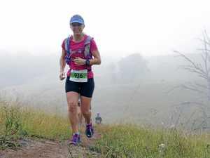 Ultra marathon runner takes life in her stride