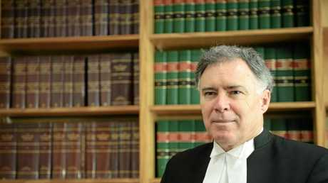 Justice Duncan McMeekin retires on Friday after a four decade legal career and 10 years as Supreme Court Judge in CQ.