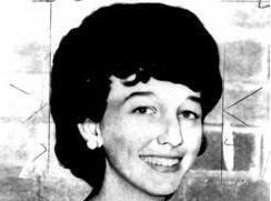 Mima McKim-Hill's body was located in a dry creek bed alongside the Dawson Highway in 1967  Photo Contributed