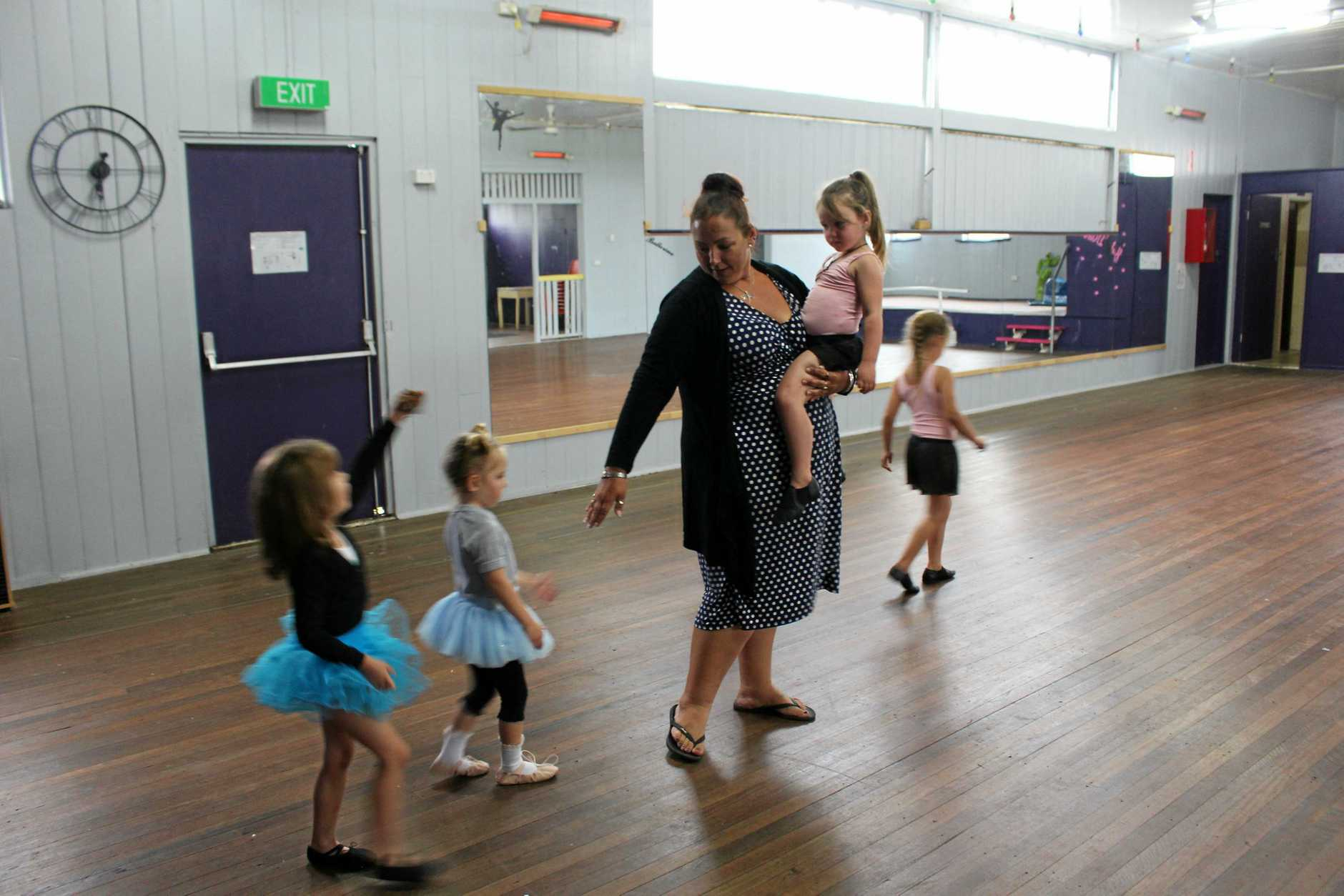 SOLDIERING ON: Like many resilient women in our community, Suzette Benz just knows how to make it work. Despite the curveballs life has thrown her, she is still getting joy and hugs out of every day. She runs a Move Dance School in Warwick, cares for five kids and works full time at Styan and Lindenberg.