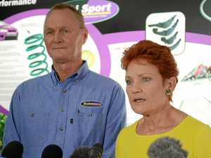 Hanson says expensive power is hurting CQ manufacturers