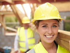 Only 3% of state construction workers are women