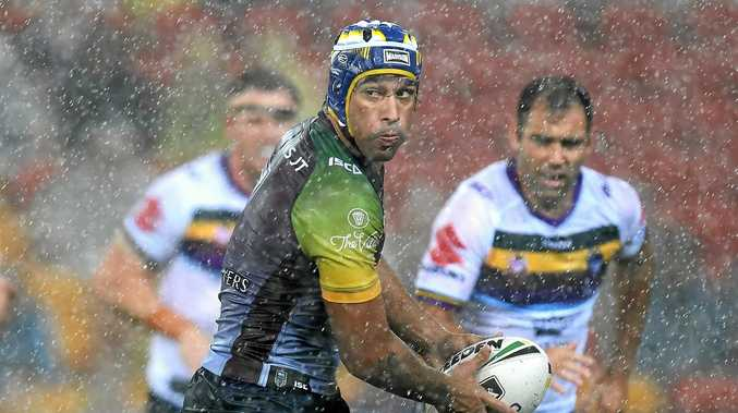 Johnathan Thurston is back after missing much of 2017 due to injury.